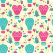 Romantic floral pattern — Stock Vector #39235909
