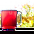 Fruity Tea — Stock Photo