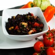 Black rice — Stock Photo