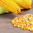Fresh corn — Stock Photo #14144325