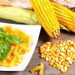 Fresh corn — Stock Photo #14144625