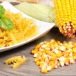 Fresh corn — Stock Photo #14144858