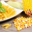 Fresh corn — Stock Photo #14145160