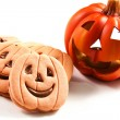 Halloween biscuits — Stock Photo #14222531