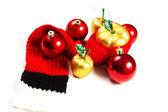 Zdobení vánočních — Stock fotografie