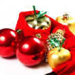 Decorations for christmas — Foto de Stock
