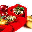Decorations for christmas — Stock Photo