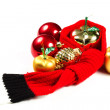Decorations for christmas — Foto de stock #15309399