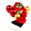 Decorations for christmas — Foto de stock #15309447