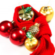 Foto Stock: Decorations for christmas