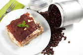 Coffee Cake — Stock Photo