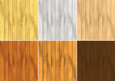 Vector Wood grain effects — Stock Vector