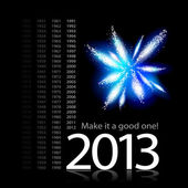 2013 Make It A Good One — Stock Vector