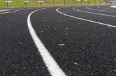 Track meet — Stockfoto
