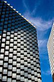 Skyline Abstract — Stock Photo