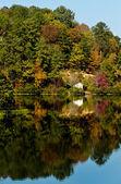 Reflection of Autumn — Stock Photo