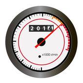 Hız göstergesi. 10eps — Stok Vektör