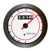 Speedometer, 10eps — Stock Vector
