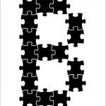 Letter B — Stock Vector #14131619