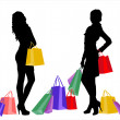 Shoping - Stock Vector