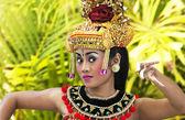 Bali dancer — Stock Photo