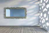 Mirror on the wall — Stockfoto