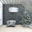 Christmas Tree — Stock Photo #15707409