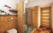 Bright Bathroom — Photo