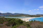 Porto giunco beach, Villasimius, Sardinia — Stock Photo