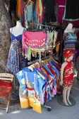 Typowy tradycyjny sklep w rodos — Zdjęcie stockowe