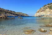 Anthony Quinn bay — Stock Photo