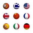 Foreign languages, symbols — Stock Photo #16044365