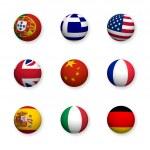 Foreign languages, symbols — Stock Photo #16044365