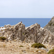 Rock Formation of Agios Pavlos — Stock Photo