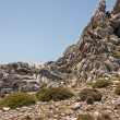 Stock Photo: Rock Formation of Agios Pavlos