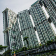 Stock Photo: Pinnacle building in Singapore
