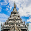 ストック写真: Thai Temple in Bangkok