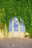 Doorway to the sky — Stock Photo