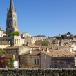 View on Saint Emilion village — Stock Photo