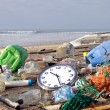 Pollution: Time to wake up! — Foto Stock