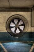 Ventilation — Fotografia Stock