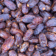 Dates background — Stock Photo