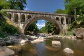 Old bridge — Stok fotoğraf