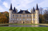 Chateau Pichon Longueville — Stock Photo
