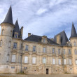 Chateau Pichon Longueville - Stock Photo