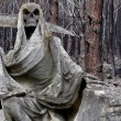 Grim reaper - Stock Photo