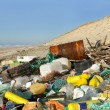 Beach pollution — Stock Photo #21009779