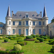Chateau Palmer, medoc, bordeaux, france — Stock Photo #31008743