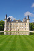 Chateau Pichon Longueville, medoc, bordeaux, france — Stock Photo