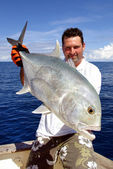 Trevally jack — Stock Photo